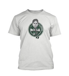 Aaron Rodgers Caricature Youth T-Shirt