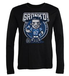 Rob Gronkowski Gronk'd Long-Sleeve T-Shirt