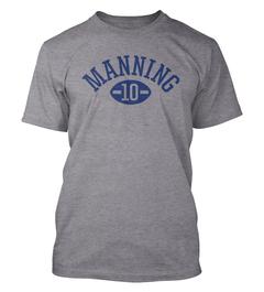 Eli Manning Football Player T-Shirt