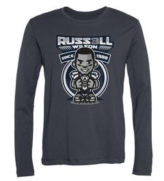 Russell Wilson Since 1988 Long-Sleeve T-Shirt