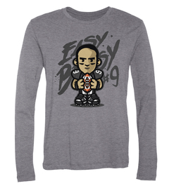 Drew Brees Easy Breesy Long-Sleeve T-Shirt