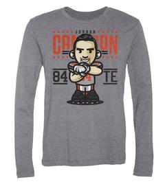 Jordan Cameron T is for Tristan Long-Sleeve T-Shirt