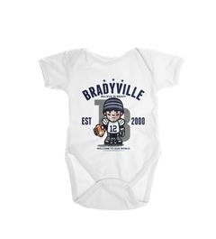 Tom Brady Bradyville Onesie