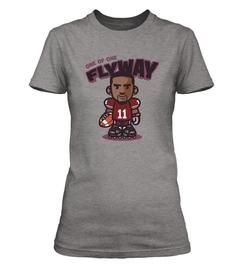 DeSean Jackson Flyaway Ladies' T-Shirt
