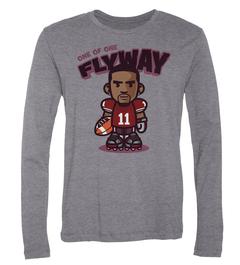 DeSean Jackson Flyaway Long-Sleeve T-Shirt