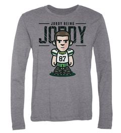 Jordy Nelson Jordy Being Jordy Long-Sleeve T-Shirt