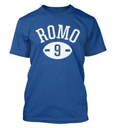 Tony Romo Football Player T-Shirt