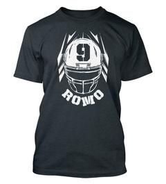 Tony Romo Helmet T-Shirt