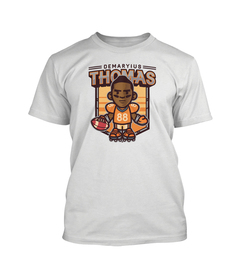 Demaryius Thomas Caricature Youth T-Shirt