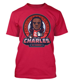 Jamaal Charles In Charge T-Shirt