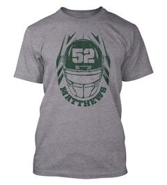 Clay Matthews Helmet T-Shirt
