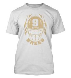 Drew Brees Helmet T-Shirt