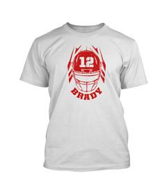 Tom Brady Helmet Youth T-Shirt