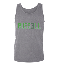 Russell Wilson RUSS3LL Tank Top