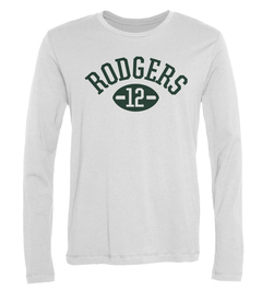Aaron Rodgers Football Player Long-Sleeve T-Shirt