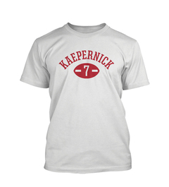 Colin Kaepernick Football Player Youth T-Shirt