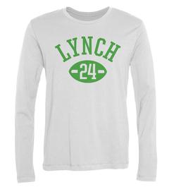Marshawn Lynch Football Player Long-Sleeve T-Shirt