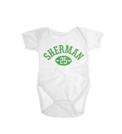 Richard Sherman Football Player Onesie