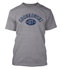 Rob Gronkowski Football Player T-Shirt