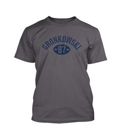 Rob Gronkowski Football Player Youth T-Shirt