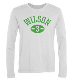 Russell Wilson Football Player Long-Sleeve T-Shirt