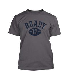 Tom Brady Football Player Youth T-Shirt