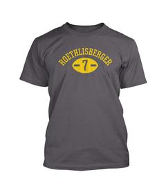 Ben Roethlisberger Football Player Youth T-Shirt