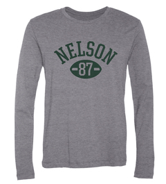 Jordy Nelson Football Player Long-Sleeve T-Shirt