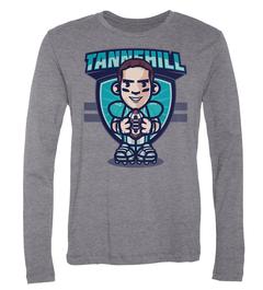 Ryan Tannehill Tannehill Long-Sleeve T-Shirt