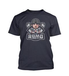 Tony Romo Romo Did It Youth T-Shirt