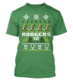 Aaron Rodgers Ugly Sweater T-Shirt