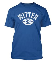Jason Witten Football Player T-Shirt