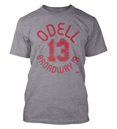 Odell Beckham Jr Broadway T-Shirt