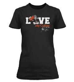 "Jay Cutler - ""Love"" Licensed Custom Tee"
