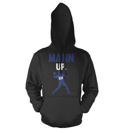Eli Manning Mann Up Hooded Sweatshirt